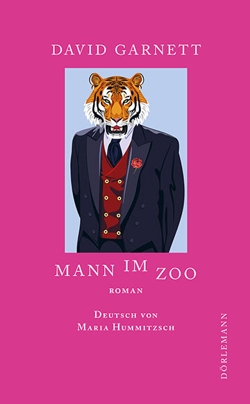 David Garnett: Mann im Zoo